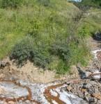 Buzau, com. Bisoca, sat Sarile, zacamant Muntele de Sare (1)
