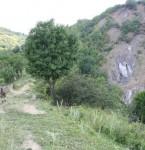 Buzau, com. Bisoca, sat Sarile, zacamant Muntele de Sare (3)