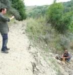 Buzau, com. Odaile, sat Chiliile, stana (2)